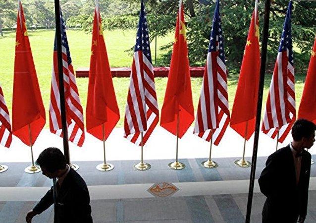 政府工作報告:繼續推進中美經貿磋商