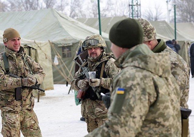 烏克蘭軍隊已開始為聯合國維和人員進駐作準備