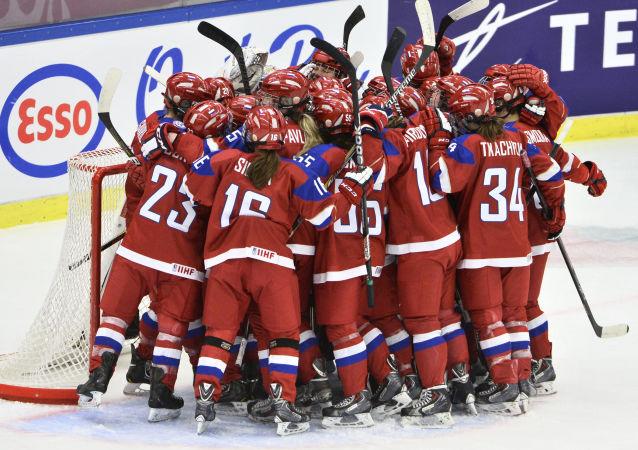 俄羅斯冰球隊