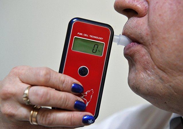 抑菌洗手液可能影響酒精測試儀的檢測結果