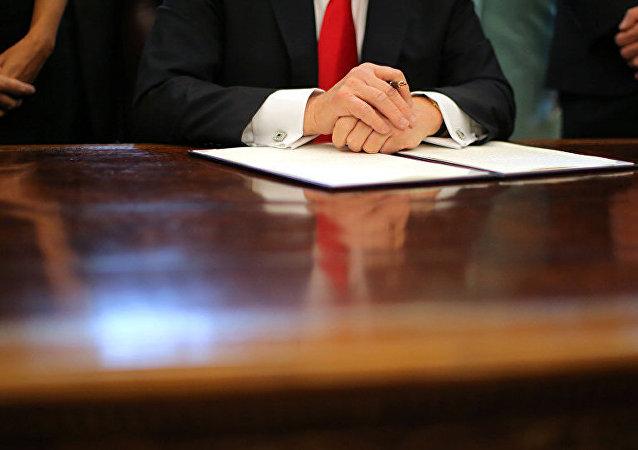 特朗普將對尼加拉瓜的制裁延長一年