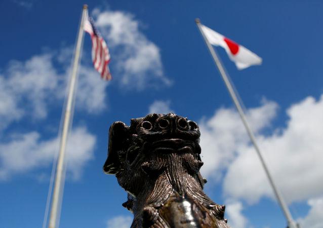 日本首相向美防長保證日美同盟穩固性