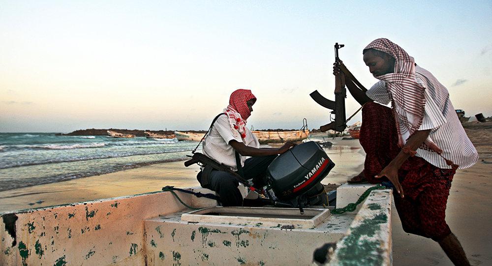 海盜已釋放在喀麥隆海岸綁架的俄羅斯船員