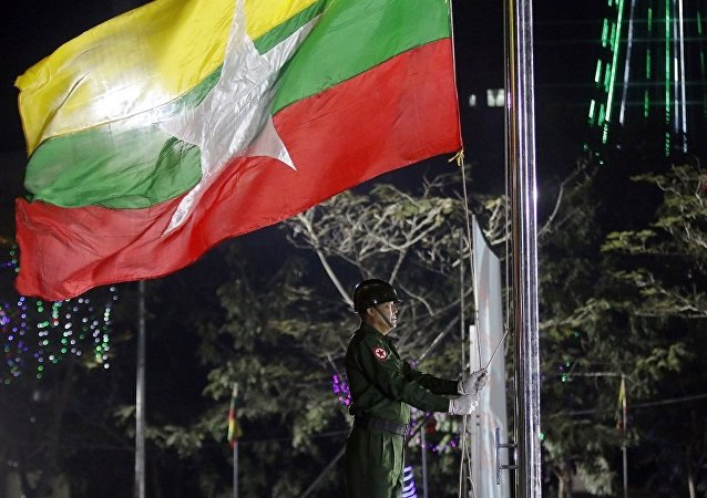 外媒:2016年緬甸外債減少五億四千萬美元