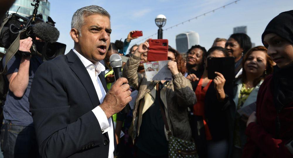 倫敦市長建議向放棄柴油車的車主發放3500英鎊以內的鼓勵金