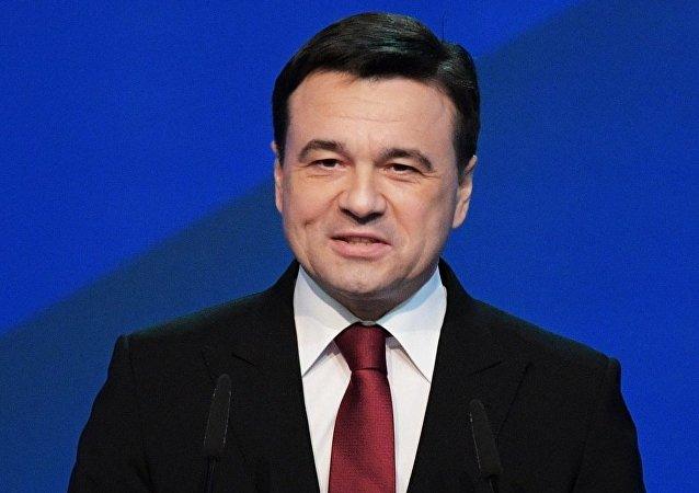 莫斯科州州長安德烈∙沃羅比約夫