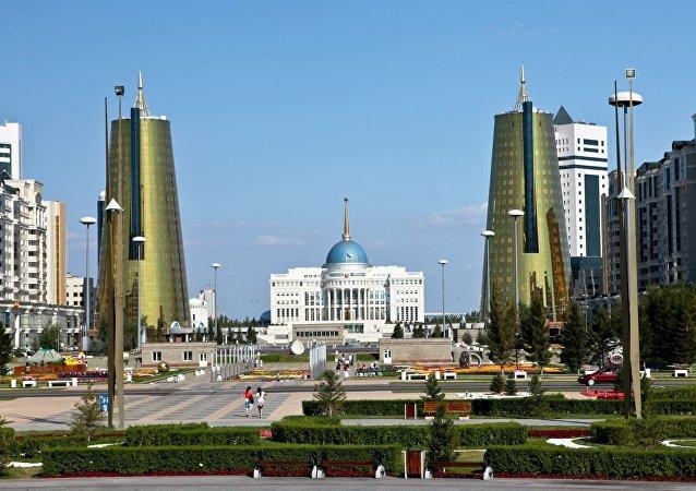 哈薩克斯坦首都阿斯塔納