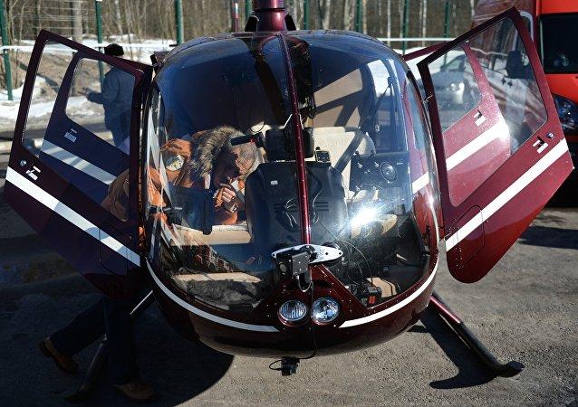 R-66直升機