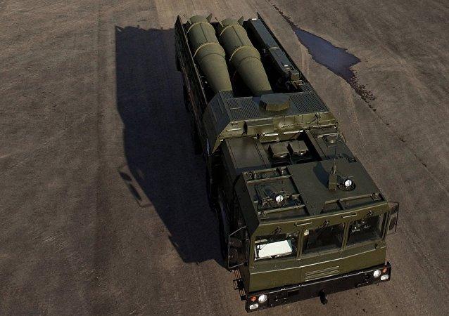「伊斯坎德爾」彈道導彈