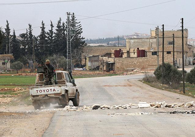敘反對派人士齊聚利雅得出席統一會議
