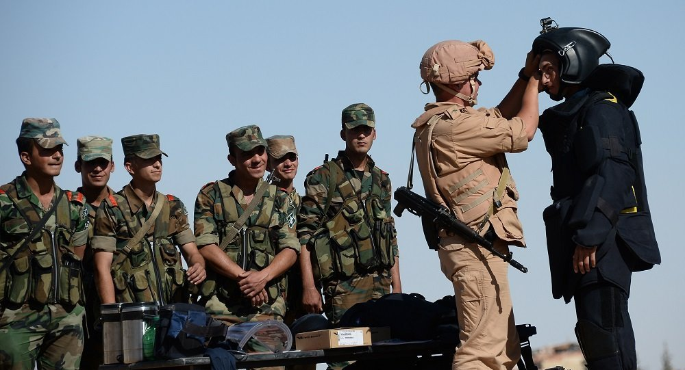 俄國防部:自2011年有近700萬人離開敘利亞