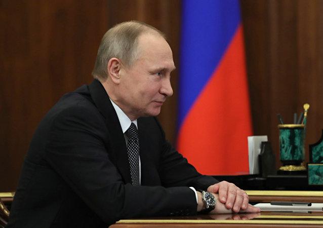普京:俄將盡力避免俄羅斯和集安組織國家發生顏色革命
