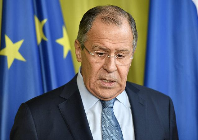 俄外長稱俄方不反對巴爾乾國家參與歐洲一體化