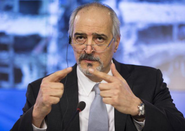 賈法里:對由4點組成的議程的協商一致是上輪日內瓦談判的成績