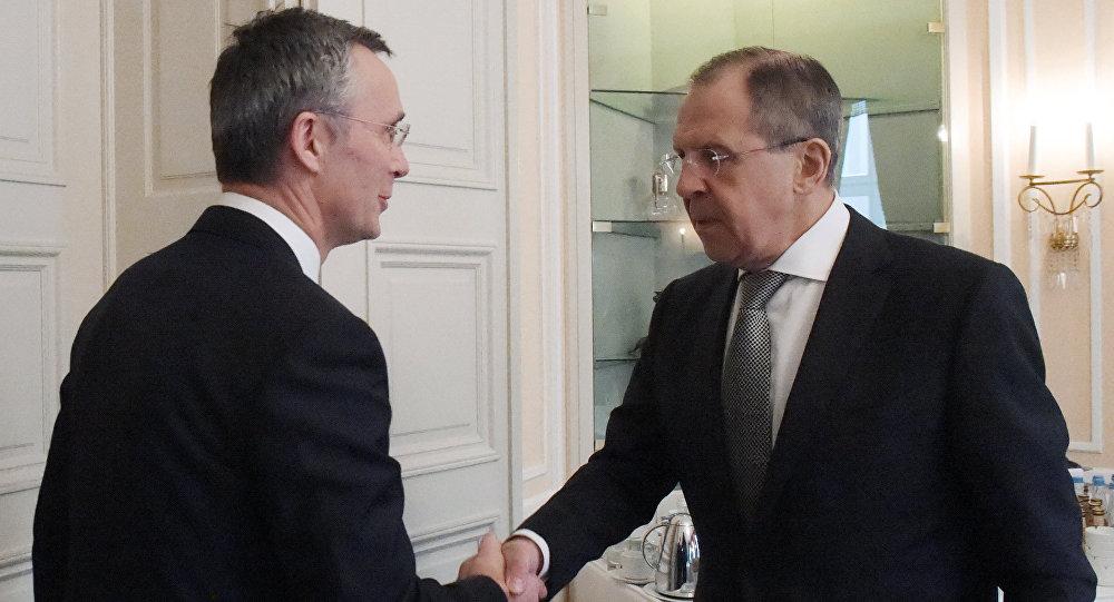俄外長與北約秘書長討論歐洲阿富汗安全及俄與北約關係問題