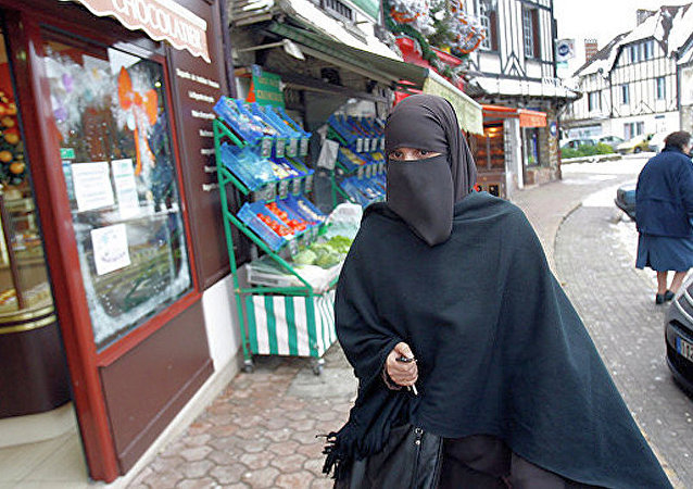 女伊斯蘭教徒 (法國)