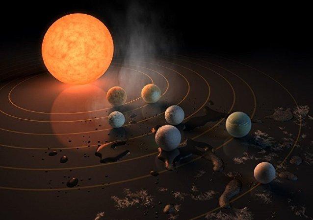 俄中學者將聯手研發宇宙空間水探測裝置