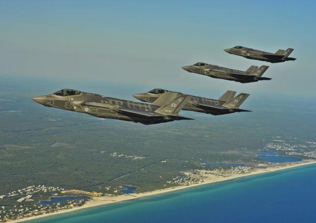 日本或再從美國購入數十架F-35A戰機