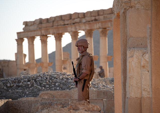 敘利亞巴爾米拉目前仍沒有得到教科文組織的重建援助