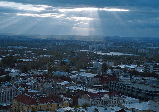 俄烏里揚諾夫斯克市