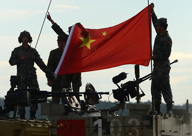 調查:中國2016年國防開支居世界第二位