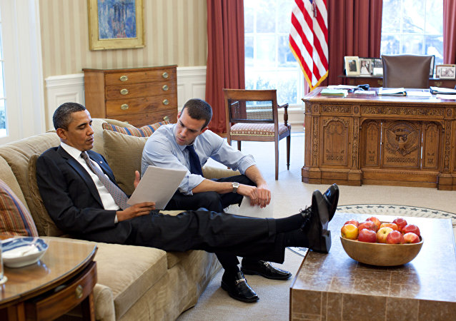 媒體:奧巴馬政府曾討論破解俄官員郵箱以獲得黑材料