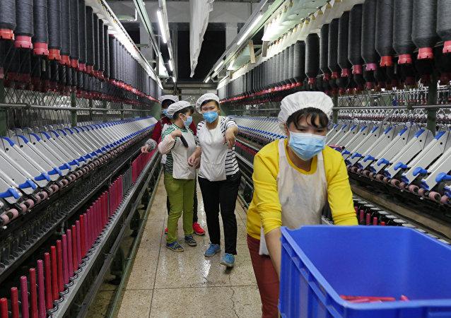 中國對俄羅斯紡織服裝出口累計增長近6倍