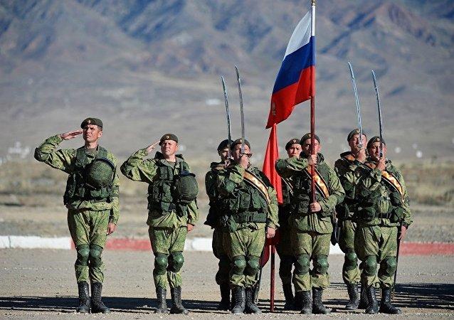 俄願意與吉爾吉斯斯坦討論開設第二個俄軍基地問題