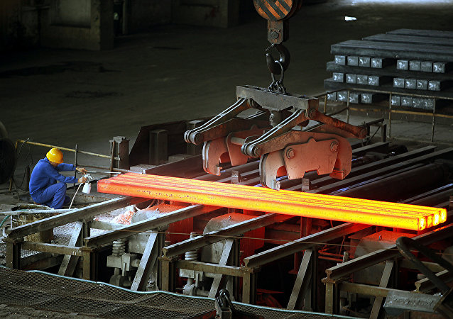 官員:中國鋼鐵行業預計提前2年完成1.5億噸去產能目標
