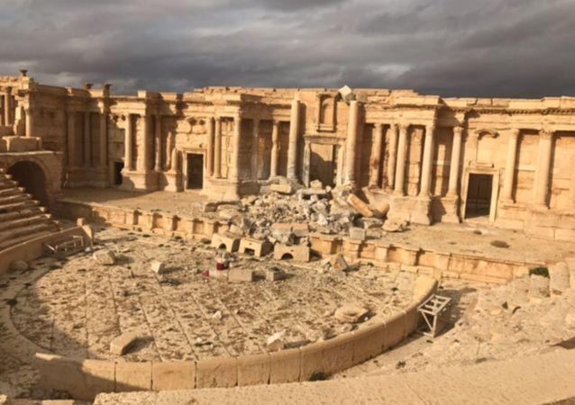 敘利亞帕爾米拉