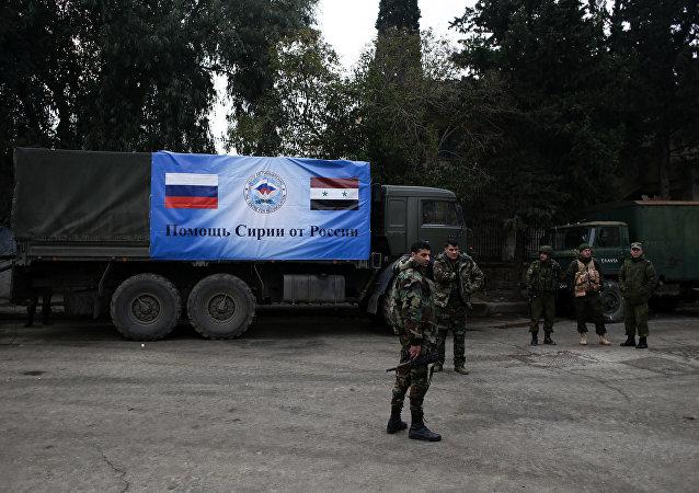 俄羅斯提議在敘利亞建立4個緊張緩和區