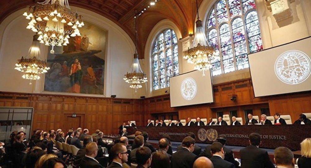 烏克蘭在國際法院指控俄羅斯向烏境內供應武器