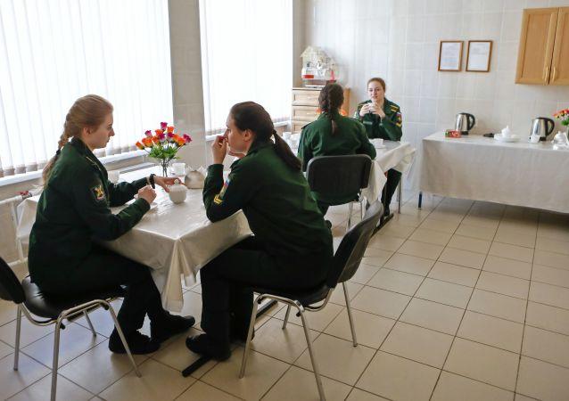 俄羅斯出衛生新規禁止學生帶飯