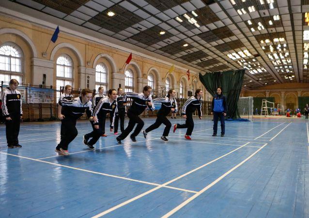 俄體育運動