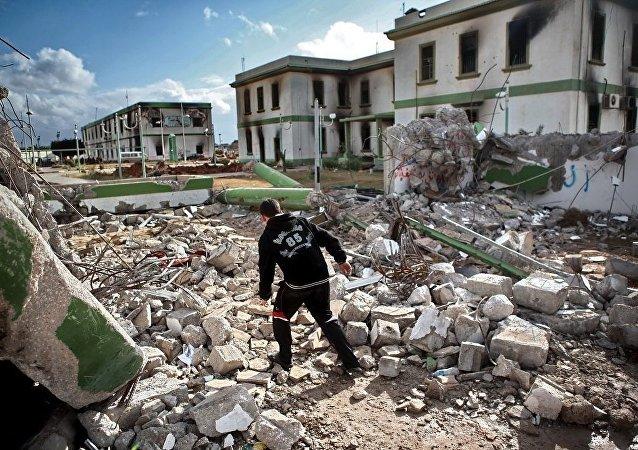 利比亞(資料圖片)