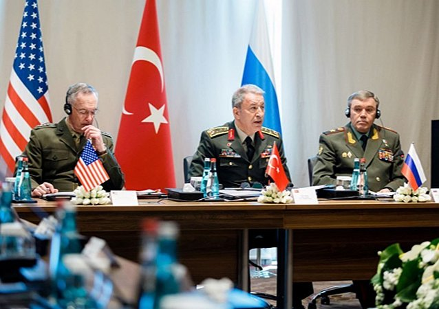 美軍參聯會主席擬於4日在維也納會見俄軍總參謀長