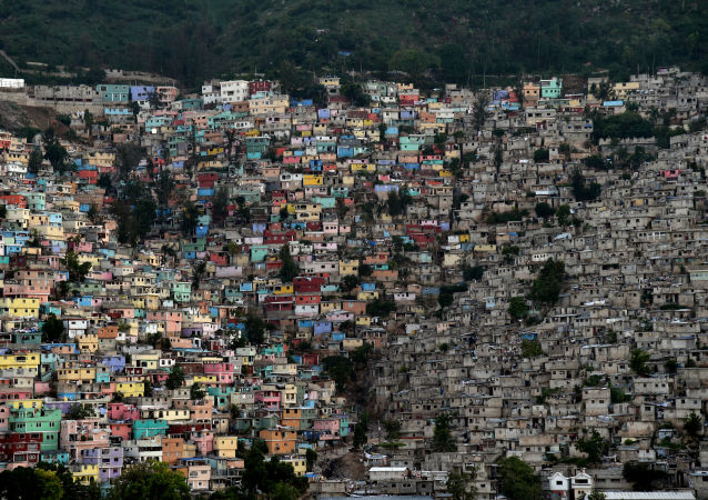 海地首都太子港