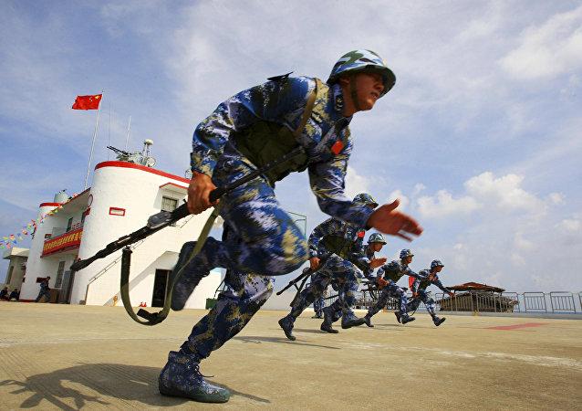 中國海軍陸戰隊