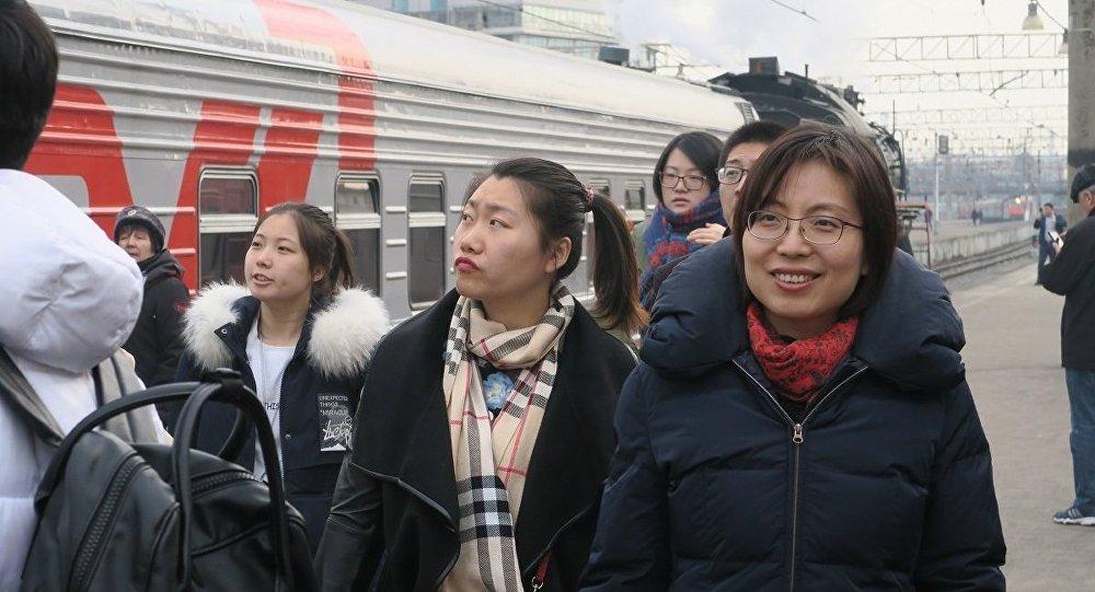 中國遊客將可以乘坐VIP車廂遊覽俄羅斯