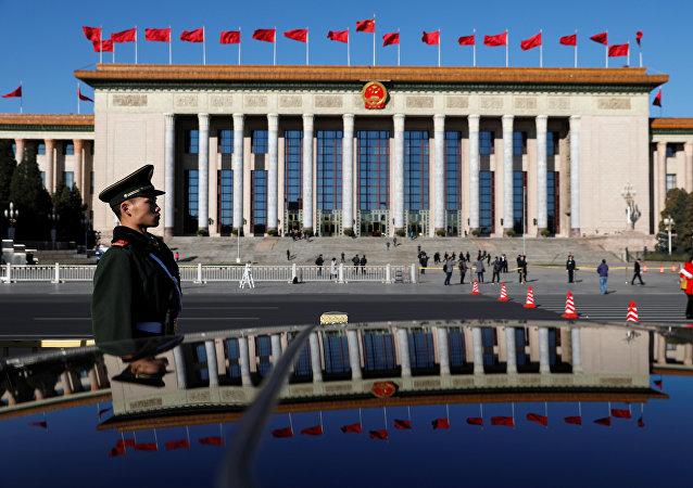 人大新聞發言人:中國立法機構將於3月11日就憲法修正案投票表決