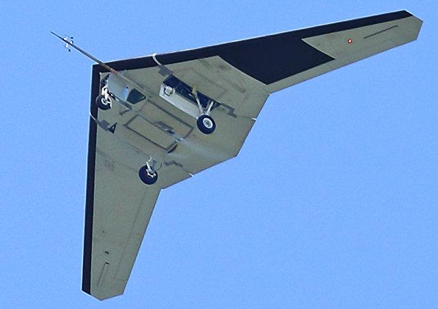 美國RQ-170無人機