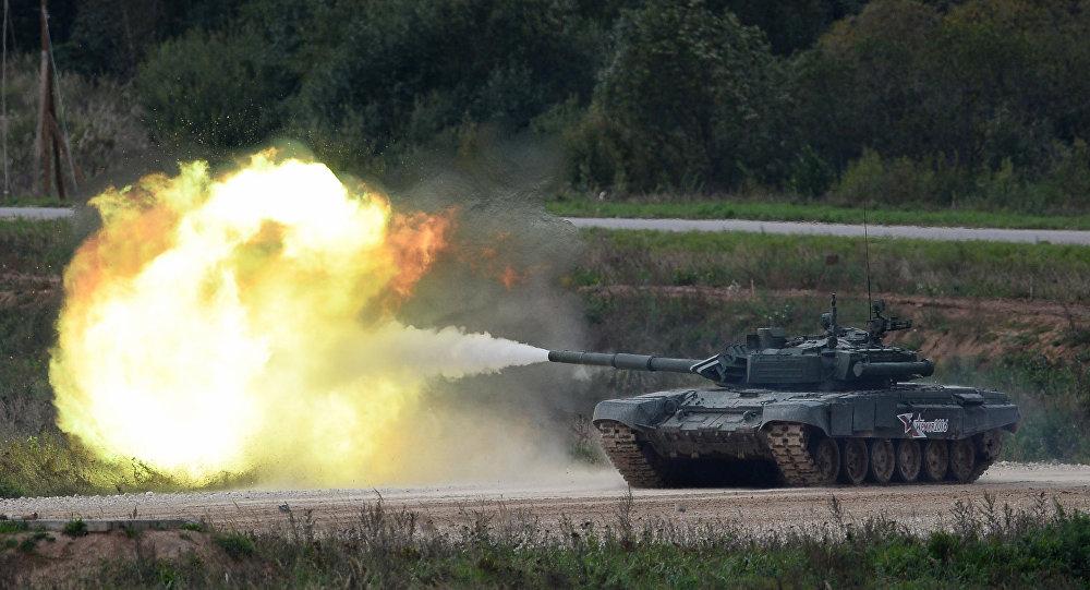 美刊評價「毀滅性」T-90MS坦克
