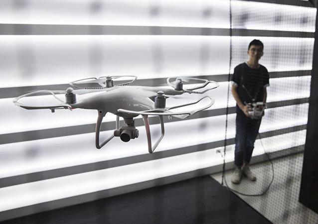 中國大疆公司無人機