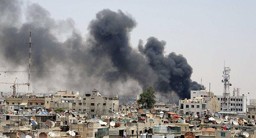 敘媒體:美為首的聯軍空襲拉卡造成43人死亡