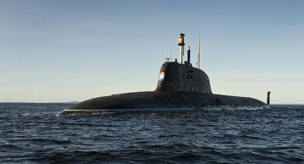 Атомный подводный крейсер (АПК) проекта 885 «Ясень»
