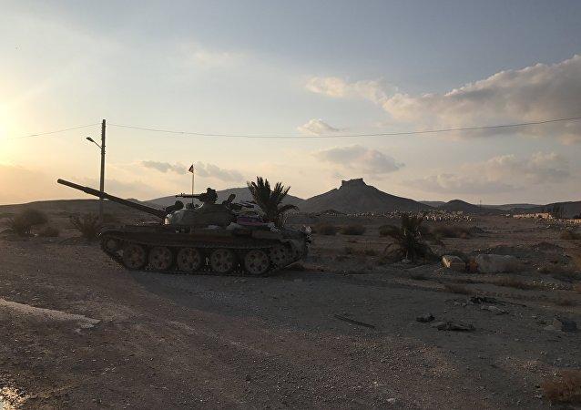 敘利亞軍事