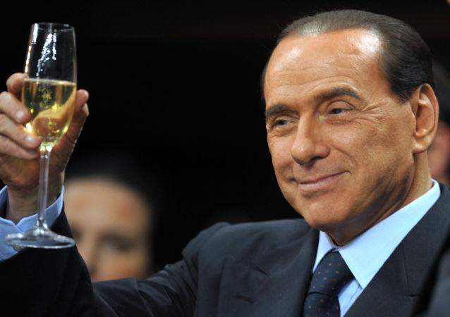 意大利女子為同前總理共進晚餐花7萬歐元 善款用於賑災