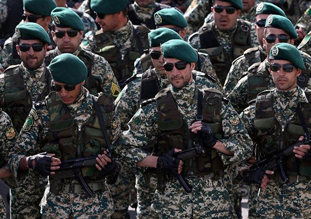伊朗安全部門阻止恐怖襲擊