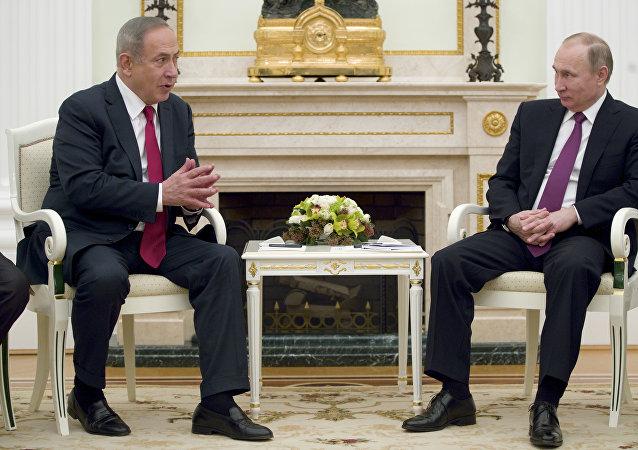以總理: 以就敘南部局勢與俄美保持經常接觸