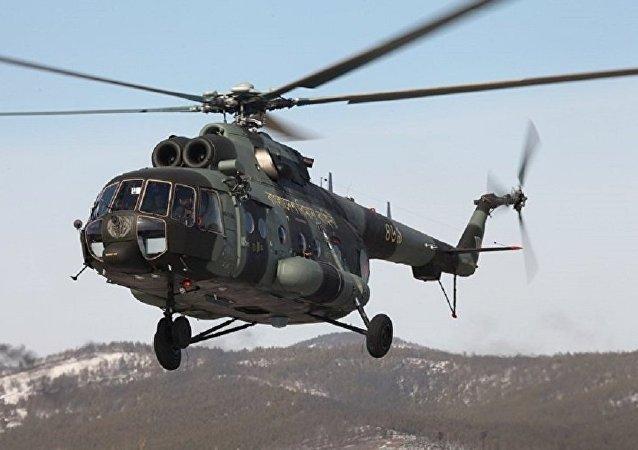 米-171SH直升機